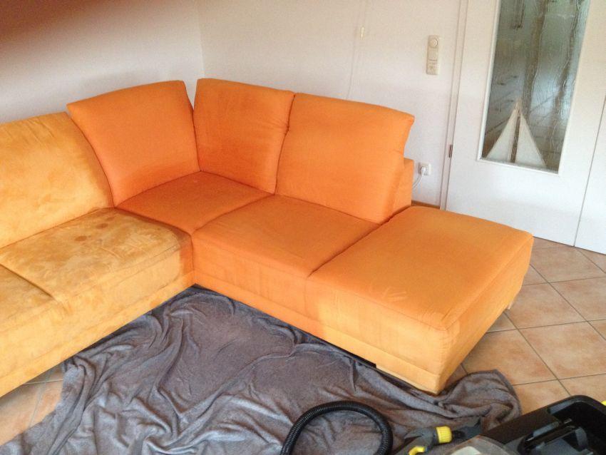 Sofa 5 Sitzer Microfaser Ammersee Bio Clean Team